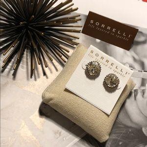 Sorrelli Cushion Cut Essentials Earrings